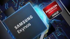 Samsung, telefonlarda AMD Radeon grafik işlemcileri kullanacak