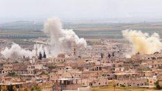 Rejim güçleri İdlib'in Han Şeyhun ilçesinin kontrolünü ele geçirdi