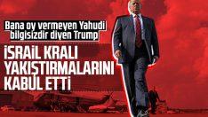 Trump'a İsrail'in Kralı yakıştırması