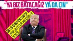 Trump'tan Çin ürünlerine vergi yükseltme kararı