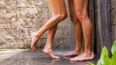 Partnerinizin önce ayağına bakın!