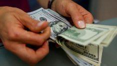 Dolar serbest piyasada güne düşüşle başladı