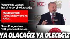 Son dakika! Başkan Erdoğan'dan Sivas'ta önemli açıklamalar