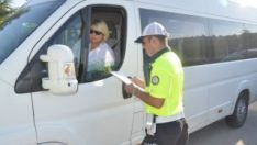 346 okul servisi trafikten men edildi