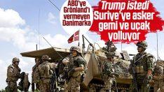 ABD: Danimarka'nın Suriye'ye asker göndermesinden memnunuz