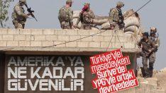ABD, YPG ile devriyede