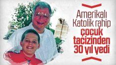 ABD'de çocuk istismarcısı rahibe 30 yıl hapis