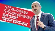 Abdulhamit Gül: FETÖ'yle mücadele FETÖ taktiğiyle olmaz