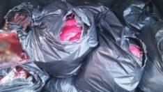 Adana'da 361 kilo kaçak nargile tütünü ele geçirildi