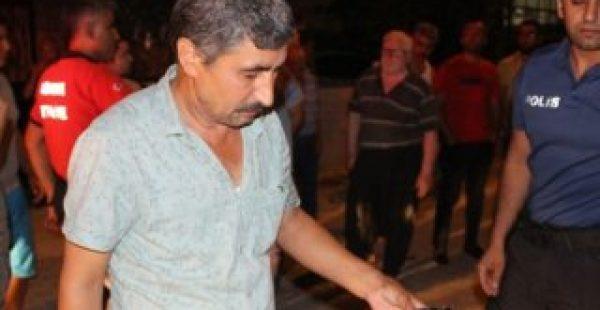 Adana'da baba-oğul tartışması kundaklamayla bitti