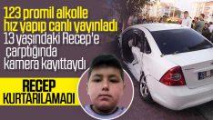 Aksaray'da çocuğu ezerek öldüren alkollü sürücü