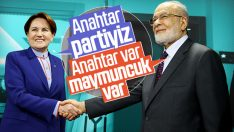 Akşener-Karamollaoğlu arasında anahtar parti tartışması