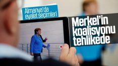 Almanya'da erken seçim gündeme geldi