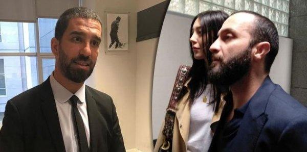 Berkay ve Arda Turan'ın davasında karar çıktı