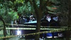 Beylikdüzü'nde bir parkta kadın cesedi bulundu