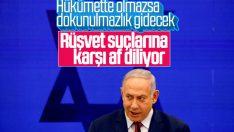 Binyamin Netanyahu'nun affedilme pazarlığı