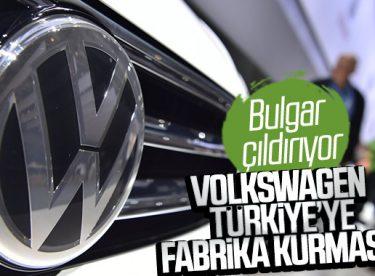 Bulgaristan'dan AB'ye Volkswagen çağrısı: Türkiye olmaz