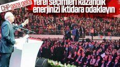 CHP, kongrelerde kavga olmasını istemiyor