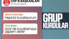CHP'li belediye başkanları WhatsApp grubu kurdu