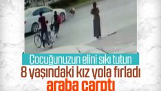Çocuklu ailelerin izlemesi gereken kaza videosu