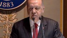 Cumhurbaşkanı Erdoğan, Alternatif Finans Toplantısı'nda