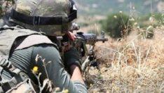 Diyarbakır ve Mardin'de 3 terörist öldürüldü
