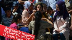 Diyarbakır'da PKK terörünün yetim bıraktığı çocuklar
