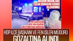 Diyarbakır'daki hain saldırıyla HDP'nin bağlantısı çıktı