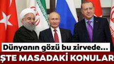 Dünyanın gözü Ankara'da!