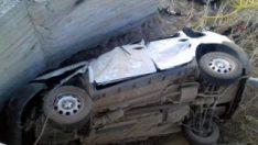 Erzurum'da katliam gibi kaza: 2'si çocuk, 5 ölü