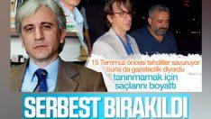 FETÖ'den yargılanan Gültekin Avcı serbest bırakıldı