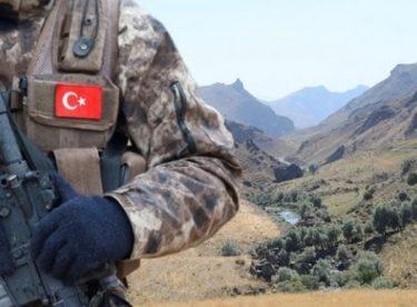 Hakkari'de 3 askeri şehit eden teröristler öldürüldü