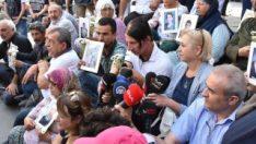 HDP binası önünde oturma eylemleri sürüyor
