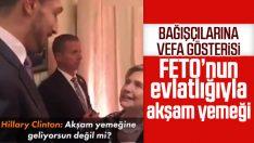 Hillary Clinton, FETÖ'cü Enes Kanter'i ağırladı