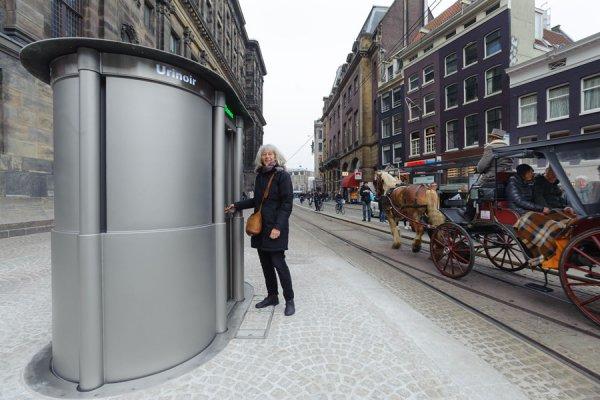 Hollanda'da Ulusal Çiş Günü