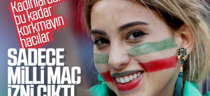 İran'da kadınların stadyum mücadelesi