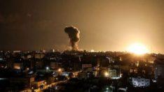 İsrail, Gazze'de gözetleme mevzilerini bombaladı
