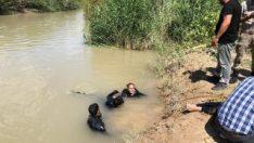 Malatya'da 10 yaşındaki çocuk çayda boğuldu