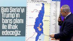 Netanyahu Batı Şeria'yı ilhak vaadini tekrarladı