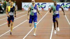 Ramil Guliyev, Brüksel'de ikinci oldu