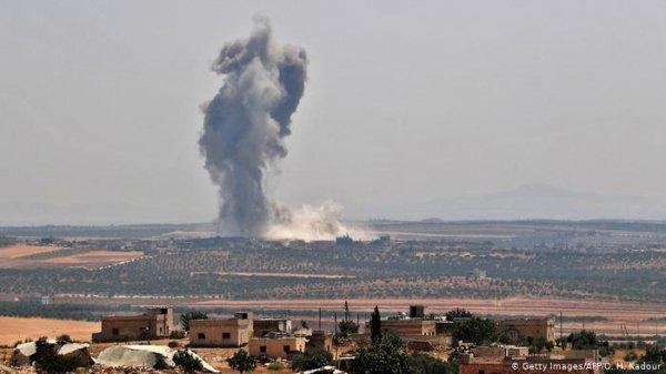 Rusya ve Çin, İdlib tasarısını veto etti