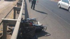 Şehit oğlunun mezarına giderken kazada öldü