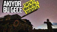 Siirt'te 5, Mardin'de 2 terörist etkisiz hale getirildi