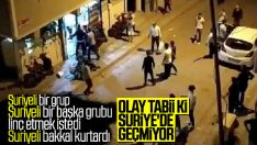 Sultangazi'de Suriyeli iki grup kavga etti