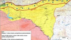 Türkiye'nin yaptığı güvenli bölge planının detayları