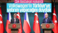 Volkswagen fabrika yatırımı için Türkiye'yi seçti