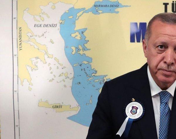 Yunanistan Dışişleri'nin Mavi Vatan rahatsızlığı