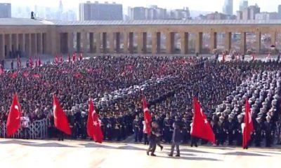 29 Ekim'de devlet erkanı Anıtkabir'de