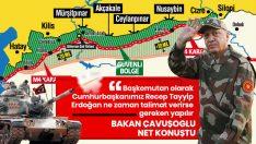'Operasyon ne zaman' sorusuna' Çavuşoğlu'ndan çok net cevap!