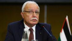 Filistin: Türkiye'yi kınamadık